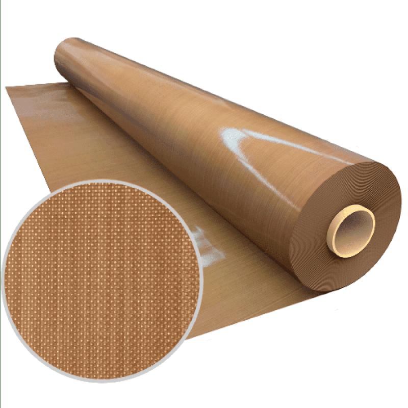 Teflon tesatura din fibra de sticla teflonata