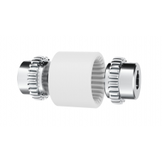 Cuplaj elastic dintat cu manson din poliamida SG