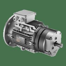 Motor electric cu frana tip C